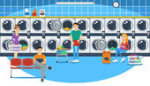 Coin Laundromat/Wash-Dry-Fold Business