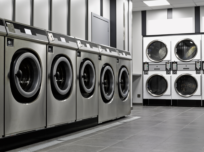 Established & Top Rated Laundromat