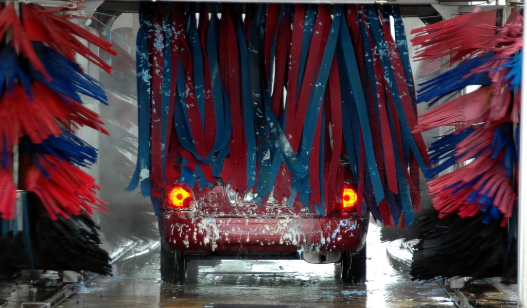 Car Wash Portfolio of Five Well-Maintain