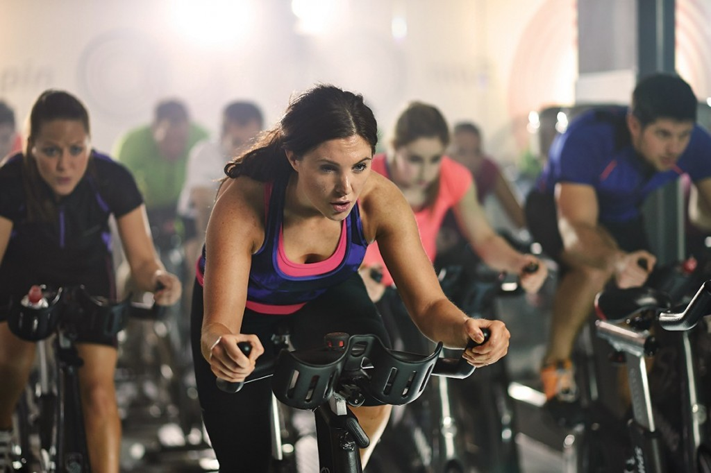 Profitable Upscale Indoor Cycling Studio