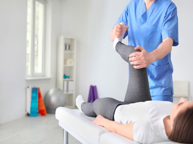 Physical Therapy Clinic & Fitness Center
