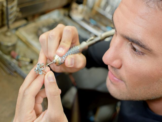 Seller Financed Jewelry Repair Franchise