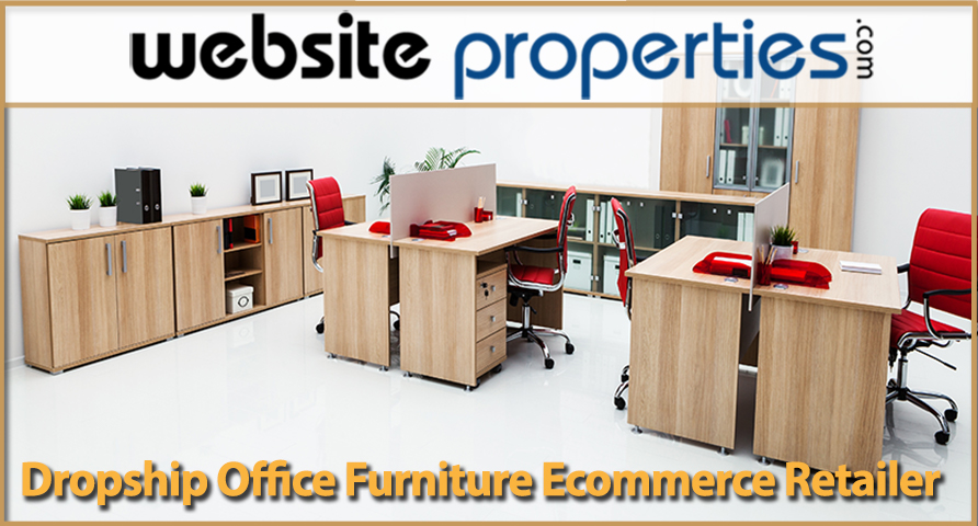 Dropship Office Furniture Ecommerce Reta