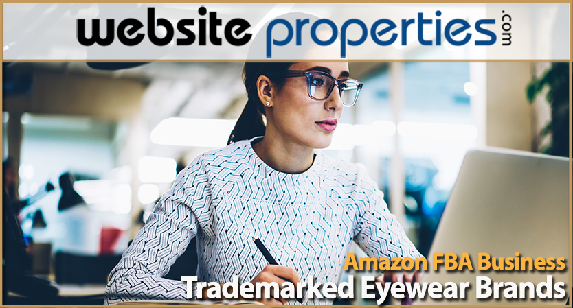 Trademarked Eyewear Brands Amazon FBA