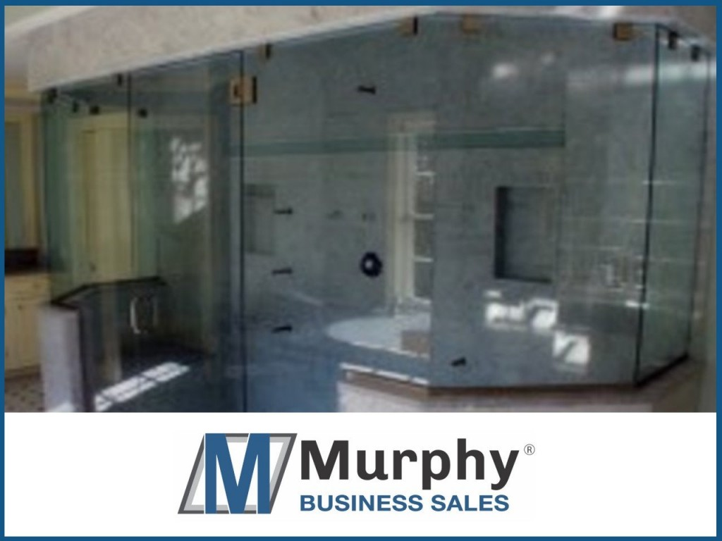 Shower Door and Glass Company For Sale