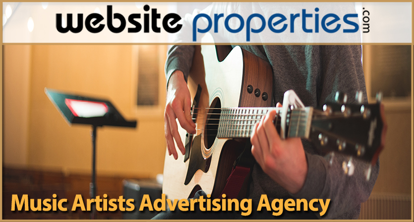 Music Artists Advertising Agency