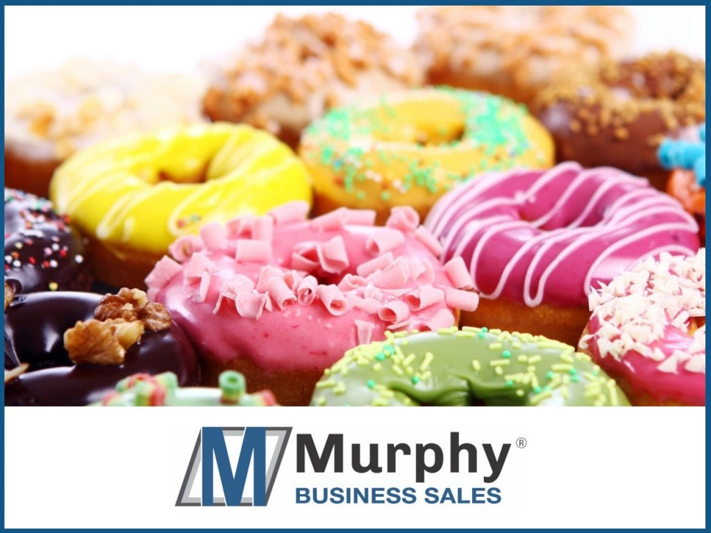 Donut Shop REDUCED PRICE ONLY $65,000
